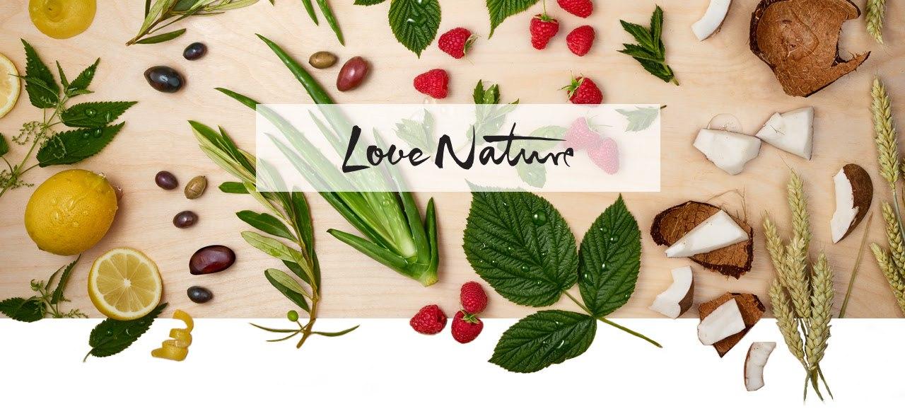 Встречайте новинки серии Love Nature от Oriflame!
