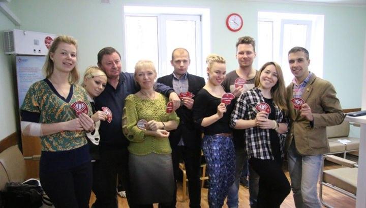 Более 20 жителей Красногвардейска приняли участие в акции «Я Донор»