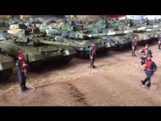 Chinese modeller's video
