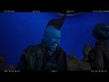 Cмешные дубли со съемок фильма «Стражи Галактики 2»