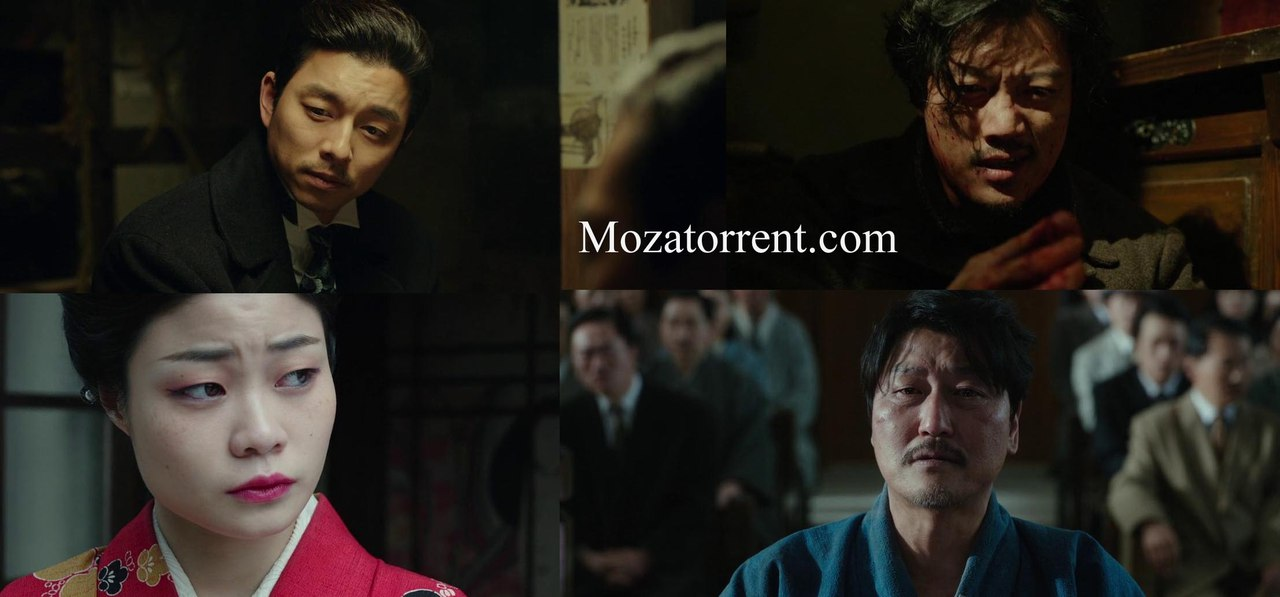 The Age of Shadows Korean