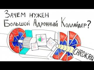 Зачем нужен Большой адронный коллайдер?
