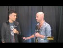 Chris Daughtry On New Music And Red Carpet Duties : The 2017 BBMAs WWOBackstage