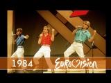 1984 Herreys - Diggi-loo diggi-ley (Швеция) (Eurovision - Евровидение 29)