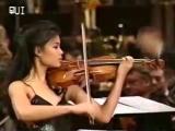 Bach-Vanessa-Mae plays Toccata  Fugue