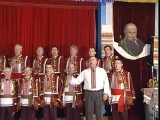 Хорова капела Діброва тел Культура 2008 р  с.Рожнів