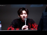 171111 ZICO @ Hannamdong fansign