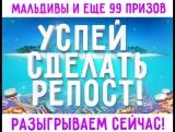 РОЗЫГРЫШ РАЙСКОГО МЕГАКОНКУРСА (1-100 место)