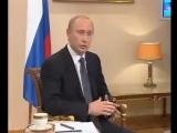 Фрагмент фильма о Владимире Путине: Независимость Украины и её экономика.