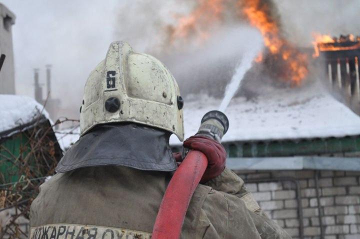 Женщина погиб в результате пожара в одном из частных домов Симферополя