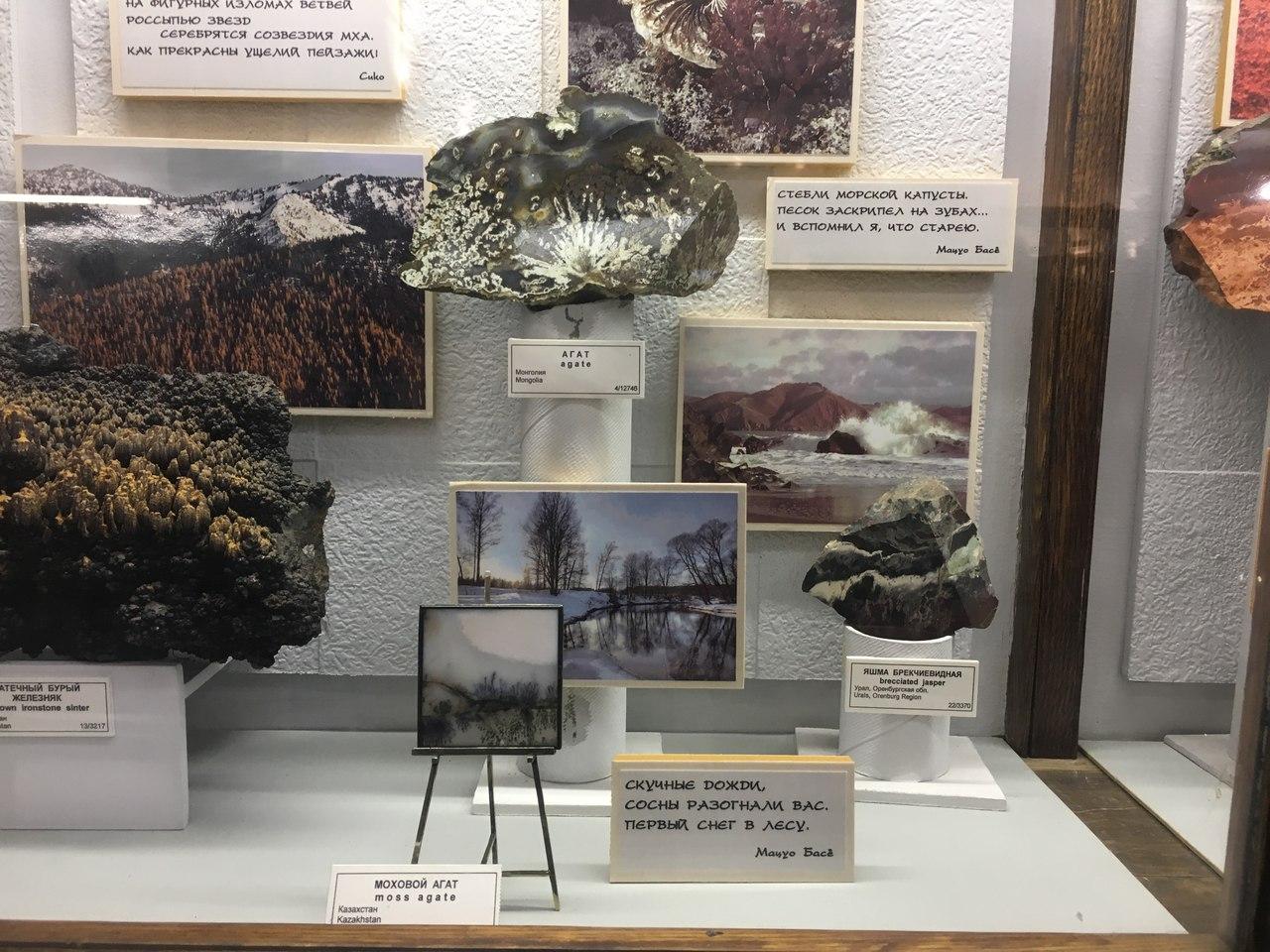 музей геологии всегеи