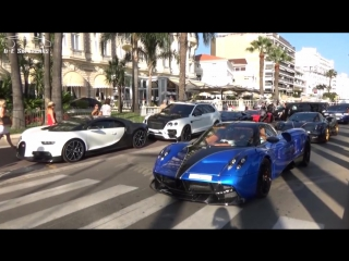 CoD | ARABS SUPERCARS INVASION Cannes 2017 !