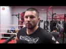 Бывший чемпион мира по кикбоксингу возвращается на ринг. Тренировка
