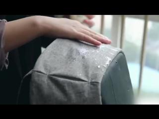 Современный рюкзак с защитой от карманников