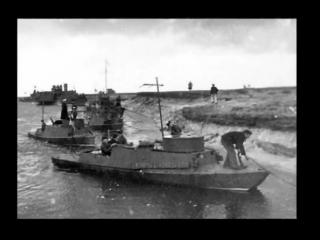 Пинская военная флотилия. «205-й». Передача про дозорный бронекатер. ВМФ