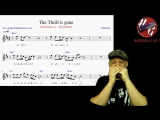 The Thrill is Gone - B.B.King - Bmin - 3rd pos - Harmonica A