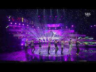 [Performance] 170813 EXO (엑소) - Ko Ko Bop @ 인기가요