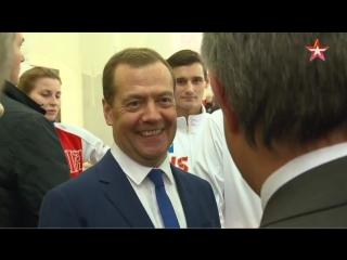 Всех порвем! – Мутко рассказал Медведеву, что с российским футболом