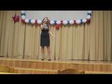 День открытых дверей школа № 718 - Марьяна Лапенко с песней