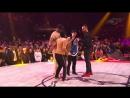 Locking : Vovan & Funky J(winner) vs Black A & JP Black