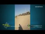 «Елден хабар». Жетсай қаласының маңындағы ауылда оқушылар 1,5 шақырым топырақтың арасында жүруге мәжбүр