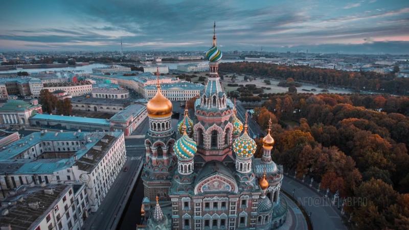 Saint Petersburg Aerial Timelab.pro _ Аэросъемка СПб
