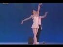 Стравинский, хореография Баланчина. Па-де-де из балета Аполлон Мусагет. Аполлон - Михаил Барышников