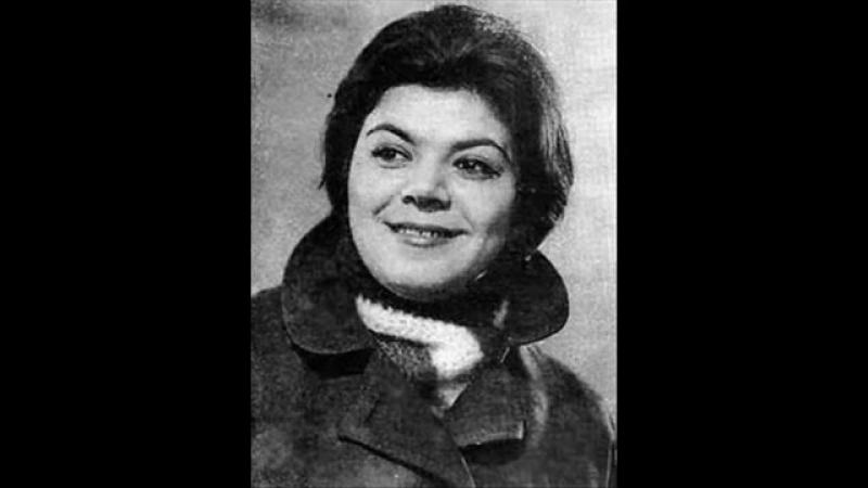 Люблю тебя музыка-Б.Терентьев, слова-В.Винников и В.Крахт, поёт-Майя Кристалинская
