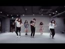 1Million dance studio Break A Sweat - Becky G  Beginners Class