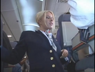 Riley evans - stewardess