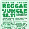 18 | 11 • REGGAE & JUNGLE PARTY • GRAVURA