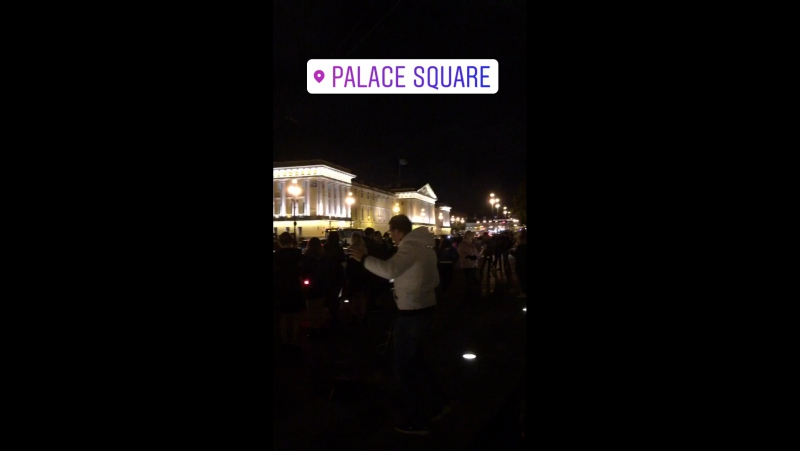Санкт-Петербург Зимний дворец
