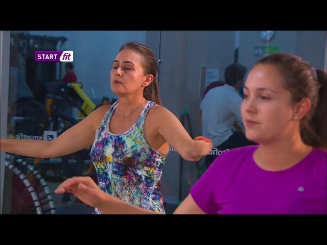 Rutina de Ejercicios sin pausa Clase DANCE FITNESS Capitulo 23