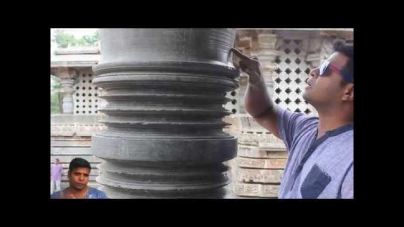 Машинные технологии Древней Индии. Храм Хосайлешвара.