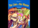 The Lion and The Mouse fairy tale Лев и мышь на английском