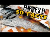50 Things From Star Wars Aftermath Empire's End - References, Easter Eggs, Legends, and More!