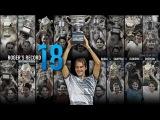 Roger Federer 18 Grand Slam Titles Tribute 2017