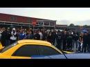 Crazy anti-lag Subaru Impreza WRX STI