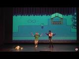 Undertale - Темми, Санс, Папайрус, Чара, Азриэдь Дриммур - That Fest 2017