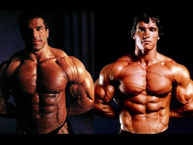 Terminator Vs Hulk (Arnold Schwarzenegger Vs Lou Ferrigno - 1975)