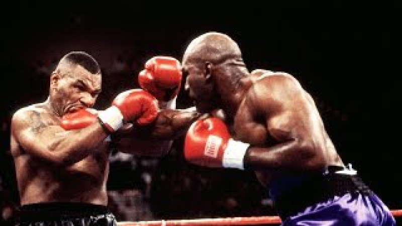 Mike Tyson vs Evander Holyfield Legendary Night HD