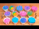13 Buttercream Piping Techniques / Cake Decorating Tutorial from Jenn Johns
