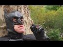 Man Bat vs Lady Cat!