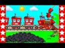 Мультики про паровозики и машинки для мальчиков. Мультфильмы про поезда. Мульти ...