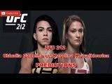 UFC 212 Cláudia Gadelha vs. Karolina Kowalkiewicz Predictions