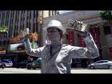 Street Performer  Hannah Stocking &amp Lele Pons