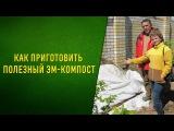 КАК ПРИГОТОВИТЬ ПОЛЕЗНЫЙ КОМПОСТ/ЭМ-компостер для отходов