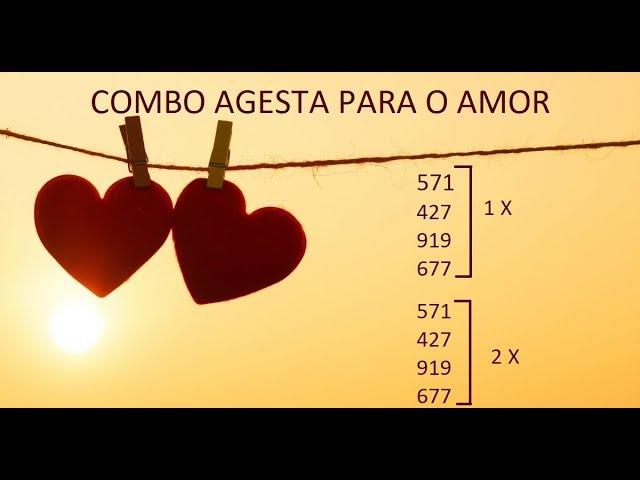 Верните любимого человека или принесите любовь к своей жизни ...Combo Agesta para o AMOR - Traga a pessoa amada de volta ou traga um amor para sua vida...