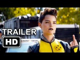 DEADPOOL 2 Official Teaser Trailer #2 (2018) Ryan Reynolds Superhero Movie HD