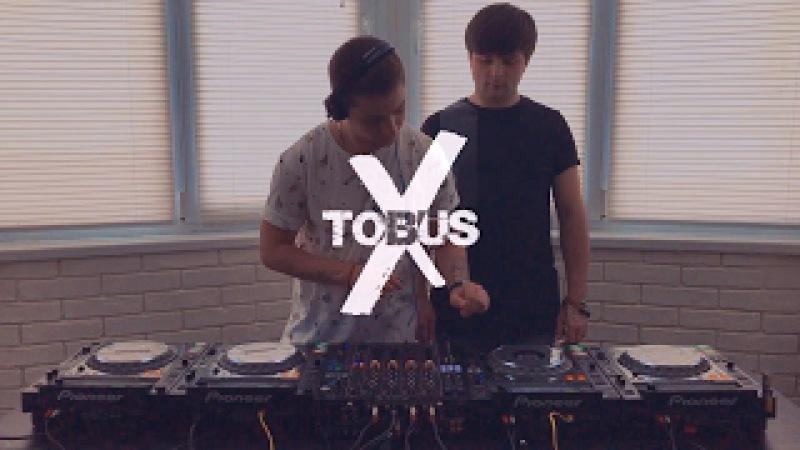 Sammy W Alex E - Tobus X Podcast 02